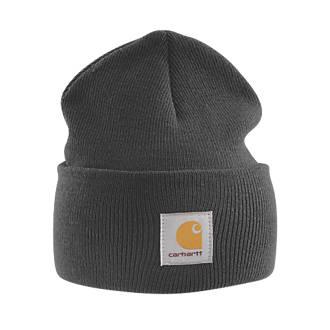 Carhartt A18 Beanie Hat Black (8053F) c782dda2201
