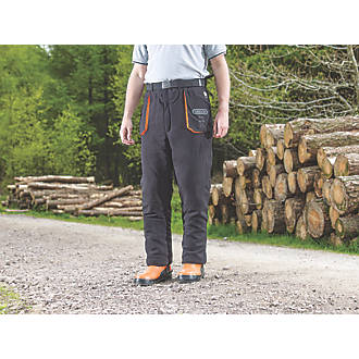 Oregon Yukon Type A Chainsaw Trousers Large