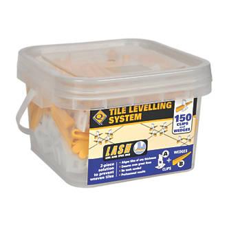 Vitrex Lash Tile Levelling System Trade Pack Tile Levelling Screwfix Com