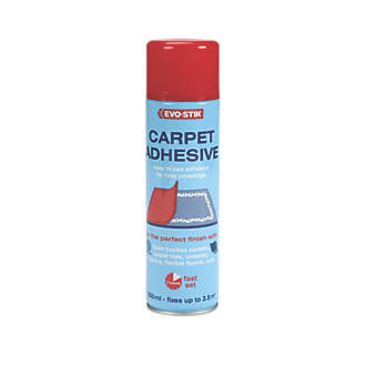 Evo-Stik Carpet Spray Adhesive 500ml (84881)
