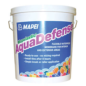 Mapei AquaDefense Waterproofing Membrane 7 5kg
