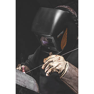 Impax Automatic Welding Helmet Black
