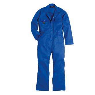 35b4e18603 Dickies Redhawk Economy Coverall Royal Blue X Large 48-50