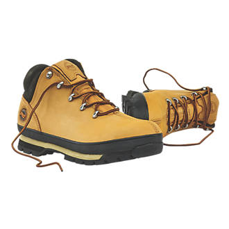 fc11c17e5b3 Timberland Pro Splitrock Pro Safety Boots Wheat Size 11 | Safety ...
