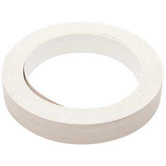 Hafele Cabinet Edging Tape White 10m Cabinet Fittings Screwfix Com