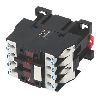 Hylec® DEC 3-Pole Contactor Unit 5.5kW Compact Design