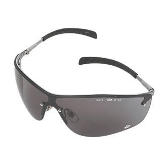 da0666c6a146 Bolle Silium Smoke Lens Safety Specs (89563)