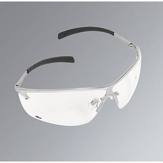 9fb6335371a4 Bolle Silium Clear Lens Safety Specs (89679)