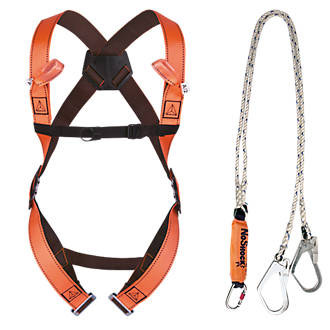 Working At Height scaffold spanners//tools heavy duty arrest Stainless Steel Tool Safety Lanyard