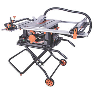 Evolution RAGE5-S 255mm Electric Table Saw 230V
