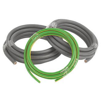 25mm Brown Meter Tails Cable 6181Y Price Per Meter Order By Meter