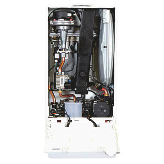 Ideal Logic Max Heat H24 Gas Heat Only Boiler on
