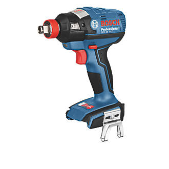 Bosch Gdx18vecn 18v Li Ion Brushless Cordless Impact Wrench Driver Bare Drivers Wrenches Fix