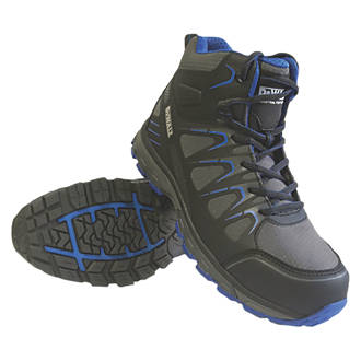 3aa02880a0e DeWalt Oxygen Safety Trainer Boots Black Size 9