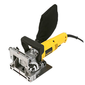 Dewalt Dw682kl 600w Electric Biscuit Jointer 110v Biscuit Jointers Screwfix Com