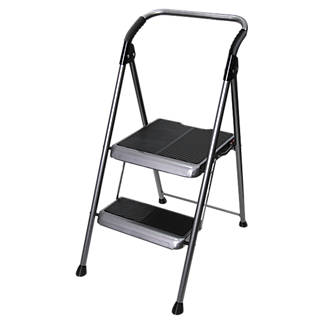 Pleasing Werner Steel Step Stool 0 49M Inzonedesignstudio Interior Chair Design Inzonedesignstudiocom