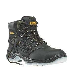 dd1ec96d6f3 DeWalt Recip Safety Boots Black Size 10