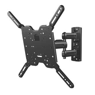 S Full Motion Tv Wall Mount 32 47 Brackets Fix