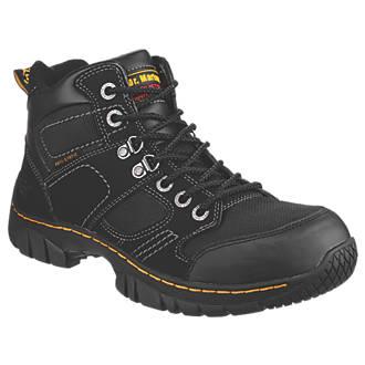 Dr Martens Benham Safety Boots Black Size 7 (9517R) 7626cb202
