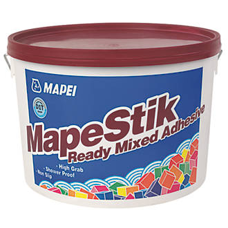 Mapei MapeStik Wall Tile Adhesive D1 Light Beige 15kg (96509)