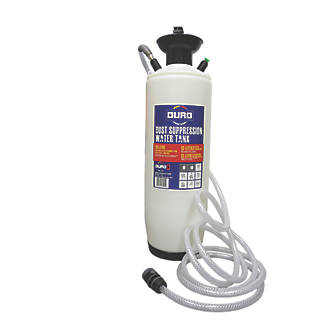 Duro 13ltr Dust Suppression Water Tank Dust Extraction Screwfix Com