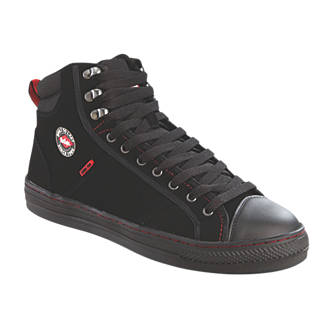 c07a3478c30 Lee Cooper 022 Safety Trainer Boots Black Size 10