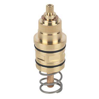 What Is A Thermostatic Shower Valve.Bristan Thermostatic Bar Mixer Shower Cartridge Brass 95mm