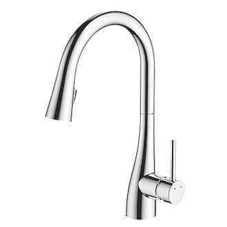 Cooke And Lewis Kitchen Sinks Cooke and lewis 39a pull out spray mono mixer kitchen tap chrome cooke and lewis 39a pull out spray mono mixer kitchen tap chrome pull out kitchen taps screwfix workwithnaturefo
