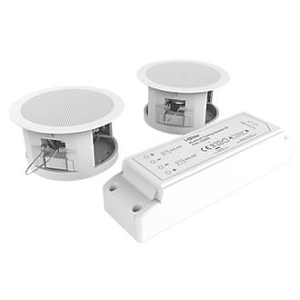 Istar 12302r Wireless Compact Speaker Ceiling Kit