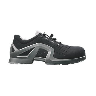 0339fce9de9 Uvex 1 Safety Trainers Black / Grey Size 8