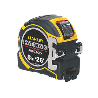 Stanley FatMax XTHT0-33504 Autolock 8m Tape Measure