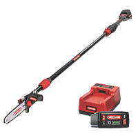 Oregon PS250-R7 36V 6.0Ah Li-Ion   Cordless 20cm Pole Saw