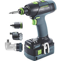 Festool T18+3 Li 18V 5.2Ah Li-Ion Airstream Brushless Cordless Drill Driver