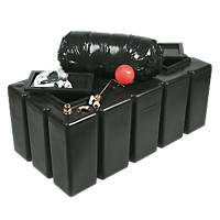 Polytank Cold Water Tank 50gallon (UK) 1190 x 610 x 500mm