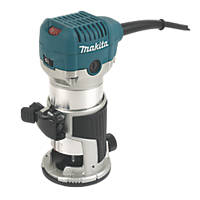 "Makita RT0700CX4/1 710W ¼""  Electric Router Trimmer 110V"