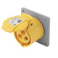 ABB 16A 2P+E  Panel Socket 110V