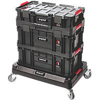 Trend  Modular Storage Compact Platform Set 4 Pcs