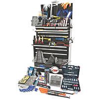 Hilka Pro-Craft  Professional Mechanics Tool Kit 489 Piece Set