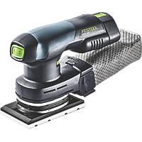 Festool RTSC 400 Li 3.1 I-Plus 18V 3.1Ah Li-Ion  Brushless Cordless Sheet Sander