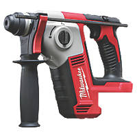 Milwaukee M18 BH-0 1.9kg 18V Li-Ion RedLithium  Cordless SDS Plus Hammer Drill - Bare