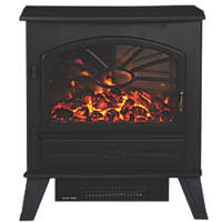 Focal Point ES3000 Black Electric Stove