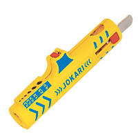 Jokari No.15 Round Cable Stripper 5""