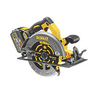 DeWalt DCS575T2-GB 190mm 54V 6.0Ah Li-Ion XR FlexVolt Brushless Cordless Circular Saw