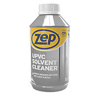 Zep Commercial UPVC Solvent Cleaner 1Ltr