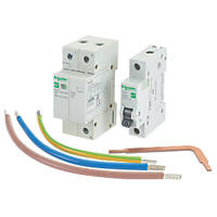 Schneider Electric Easy9 Type 2  Surge Protection Kit 20kA