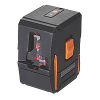 Magnusson IM0301 Red Self-Levelling Cross-Line Laser Level