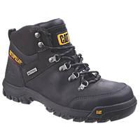 CAT Framework   Safety Boots Black Size 11