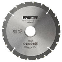 Erbauer Circular Saw Blade 184 x 30mm 20T