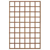 Forest  Softwood Rectangular Trellis 4 x 6' 5 Pack