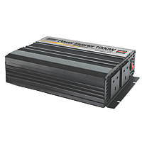 Maypole MP56100 2.1A 1000W Power Inverter with USB 12V